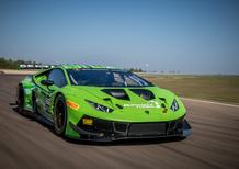 Lamborghini: alla ricerca di giovani piloti (non solo italiani)