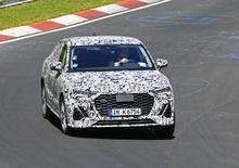 Audi Q3 Sportback, debutto a luglio