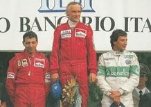 F1, Riccardo Patrese: «Lauda? Mi è spiaciuto più di quanto potessi pensare»