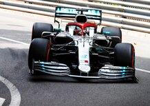 F1, GP Monaco 2019: vince Hamilton. Secondo Vettel