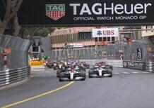 F1, GP Monaco 2019: la partenza della gara [Video]