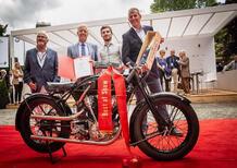 Koehler-Escoffier e BMW R 68 premiate al Concorso d'Eleganza di Villa d'Este. FOTOGALLERY