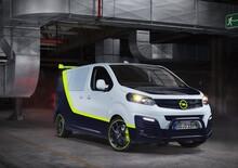 Opel Zafira O-Team: tuning speciale per i 120 anni