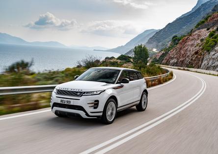 Range Rover Evoque   La mini Velar su strada e offroad [Video]