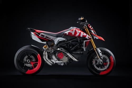 Ducati Hypermotard 950 Concept premiata al Concorso d'Eleganza Villa d'Este (2)