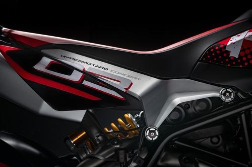 Ducati Hypermotard 950 Concept premiata al Concorso d'Eleganza Villa d'Este (8)