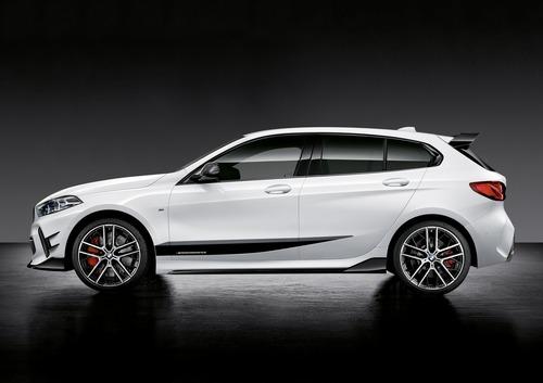 BMW Serie 1 2019: subito disponibile la linea M Performance (2)