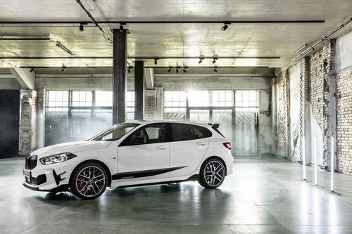 BMW Serie 1 2019: subito disponibile la linea M Performance