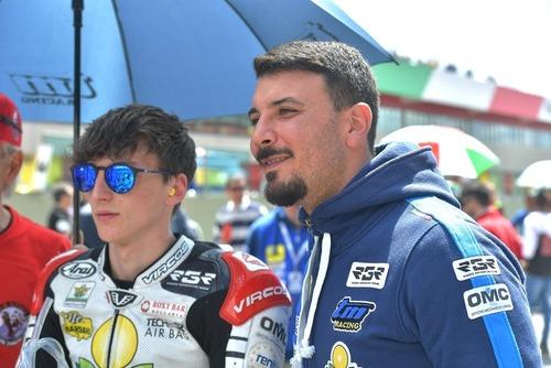 Moto3. Zannoni wild card al Mugello