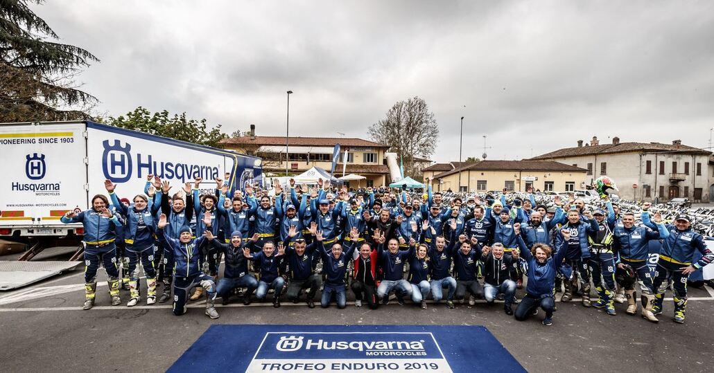 Trofeo Husqvarna: pronti per la terza prova