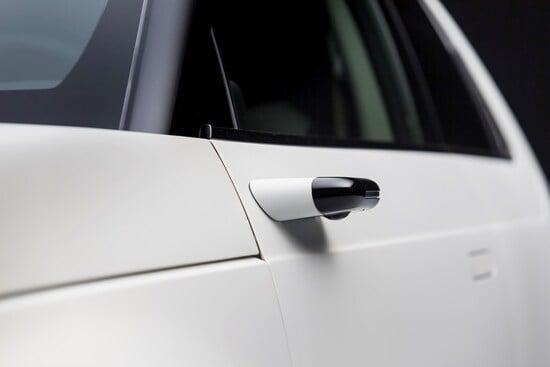 Honda e: confermato il sistema di specchietti retrovisori laterali di serie