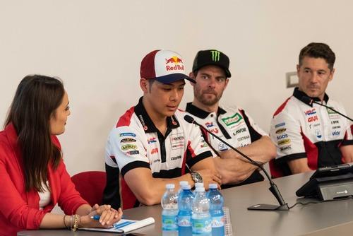 Crutchlow: Lavoro insieme a Márquez per rendere la Honda adatta a tutti (5)