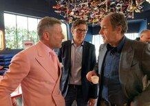 DTM Misano, Berger: Avrei voluto anche Valentino Rossi