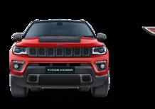 Nuova gamma Jeep Trailhawk 2019: ecco la Compass  più tosta
