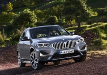 BMW X1 2019: il SUV diventa ibrido plug-in [Foto e video]