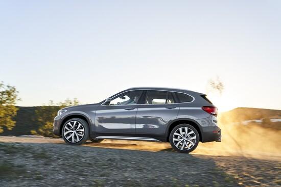 La nuova BMW X1