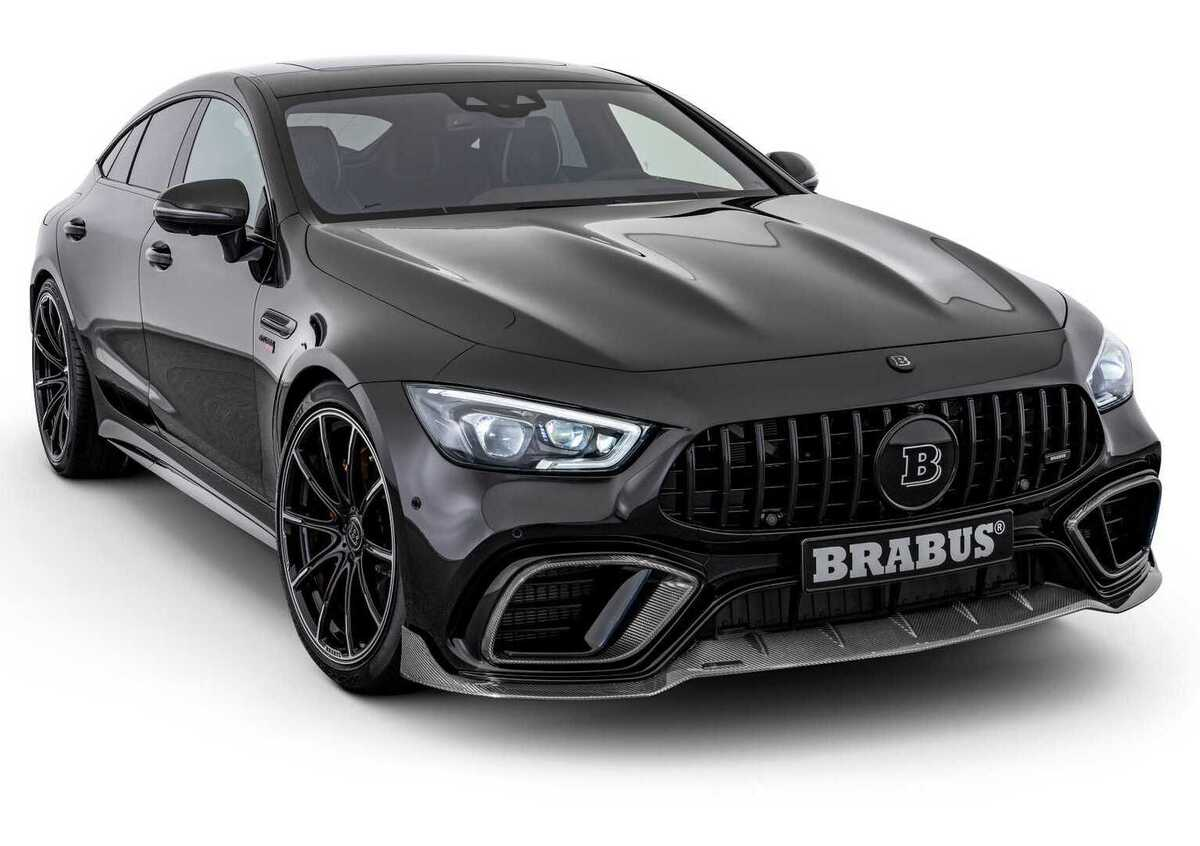 Brabus AMG GT 63 S, ecco la sedan da 800 cv - News - Automoto.it