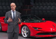 Ferrari SF90 Stradale, Leiters: «Oltre le performance» [Video]