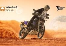 Yamaha Ténéré 700: al via i demo ride
