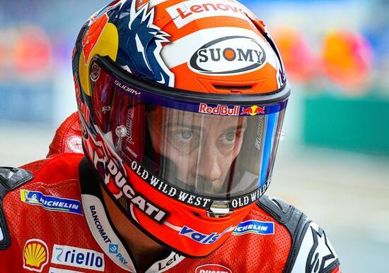 MotoGP 2019. Dovizioso: Niente dà fastidio a Marquez
