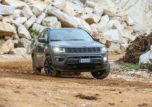 Nuovo noleggio Jeep, direttamente dalla Casa madre. 199 euro al mese con Leasys Jeep Miles