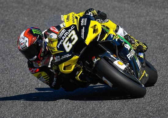 MotoGP 2019. Bagnaia vola nelle FP2