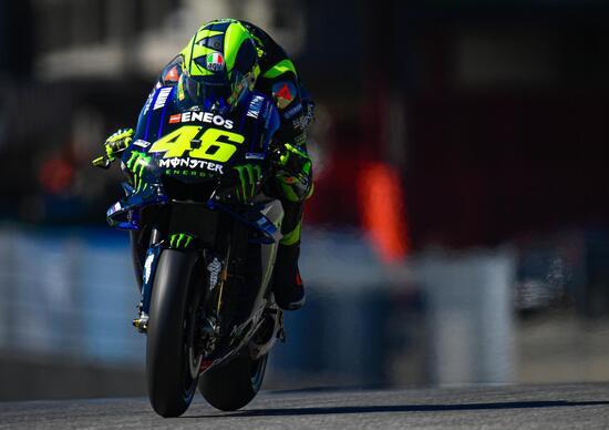 MotoGP 2019. Rossi: Mi aspettavo di essere più competitivo