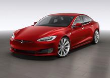 Tesla Model S restyling, aria da Model 3