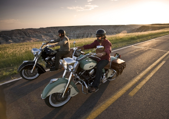 Polaris acquista Indian Motorcycles