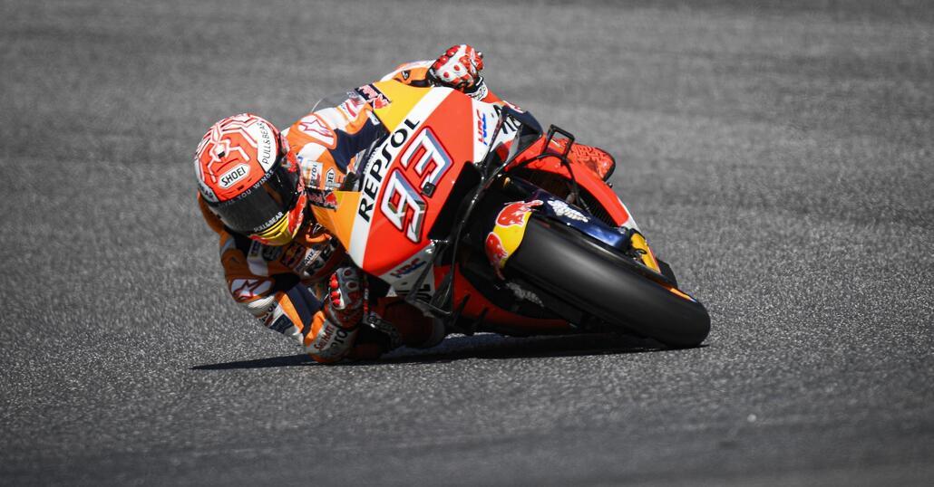 MotoGP 2019. Márquez  succhia la pole position al Mugello