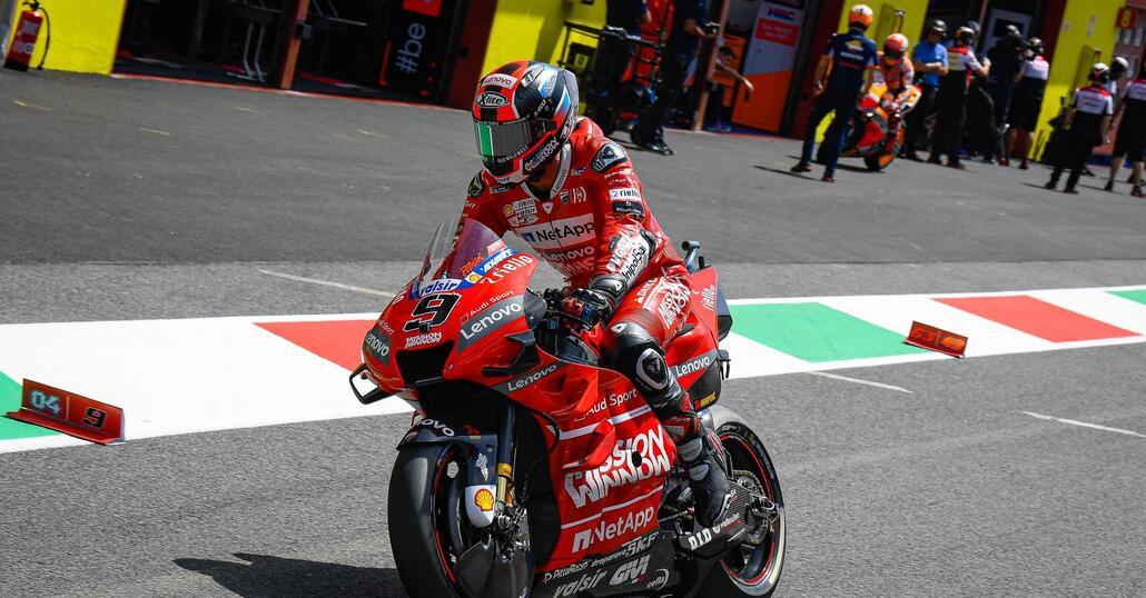 MotoGP 2019. Danilo Petrucci trionfa al Mugello
