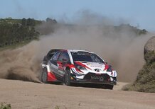 WRC 2019. Portogallo. Vince Tanak (Toyota), Impressionante Ogier!