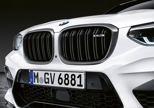 BMW X3 M e X4 M, arrivano le Performance Parts (4)