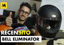 Bell Eliminator. Recensito casco da moto vintage