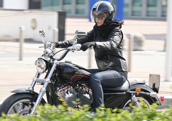 Harley-Davidson 883 Sportster Superlow