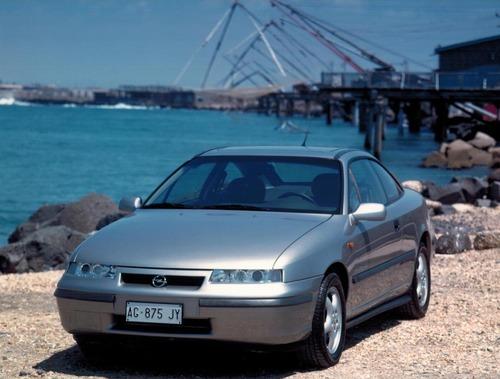 Opel Calibra, la coupé che piaceva anche ai papà (2)