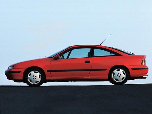 Opel Calibra, la coupé che piaceva anche ai papà (4)