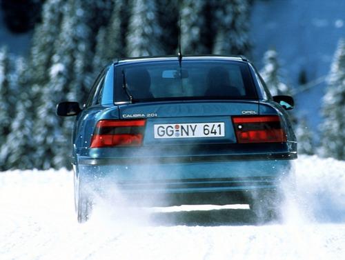 Opel Calibra, la coupé che piaceva anche ai papà (8)