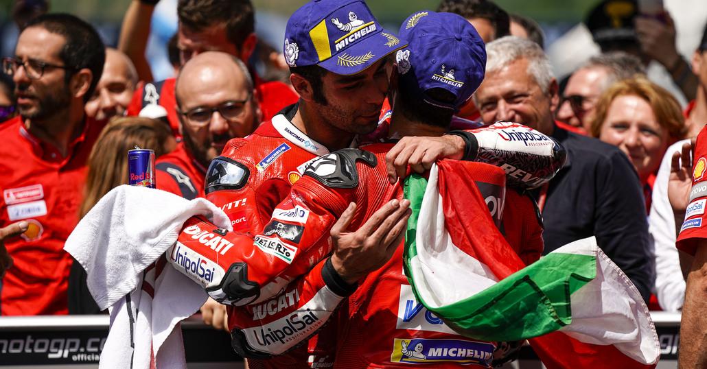 Nico Cereghini: Dream Team? Quello Ducati!