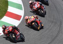 Gallery MotoGP. Le foto più belle del GP del Mugello 2019