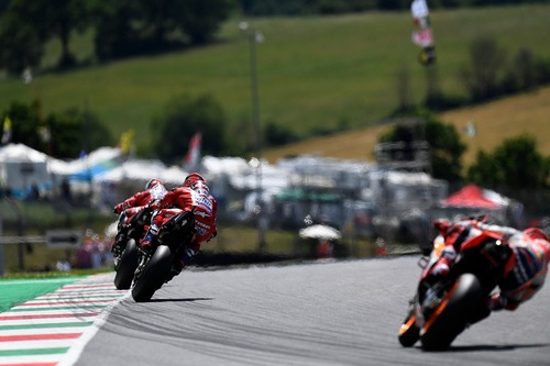 Gallery MotoGP. Le foto più belle del GP del Mugello 2019 (9)