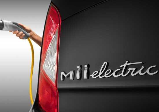 Seat Mii, in arrivo la versione elettrica da 260 km di autonomia