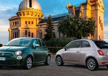 Nuova promo su Fiat 500 2019: gamma a 9.950 €