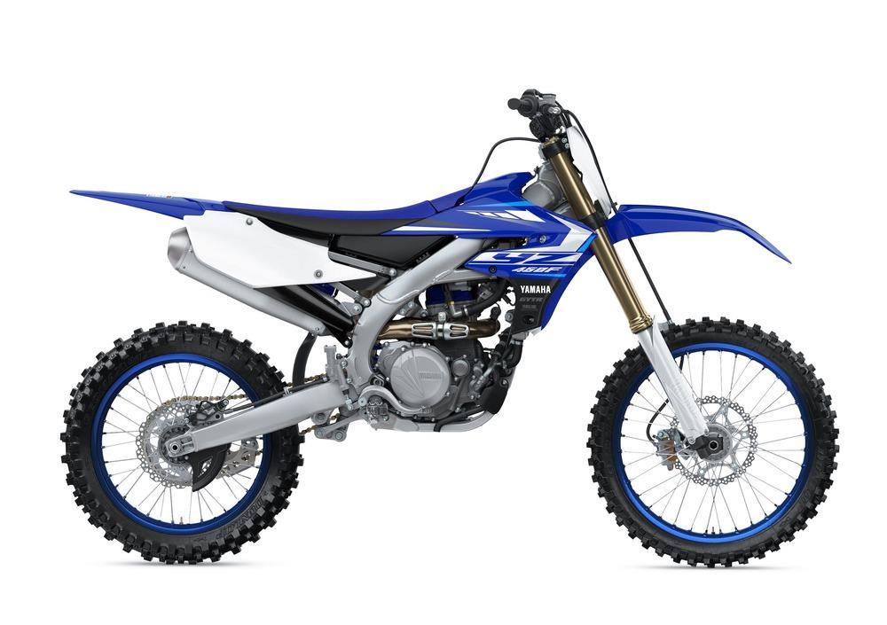 Yamaha YZ 450 F (2020) (2)