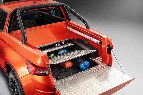 Skoda Mountiaq Concept, la Kodiaq diventa pick-up (6)