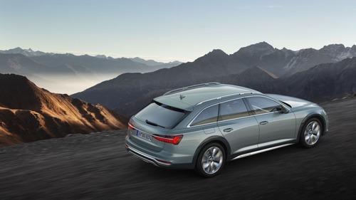Audi A6 allroad, la tuttofare premium  (8)
