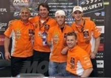 Cairoli ha firmato per altri due anni con KTM