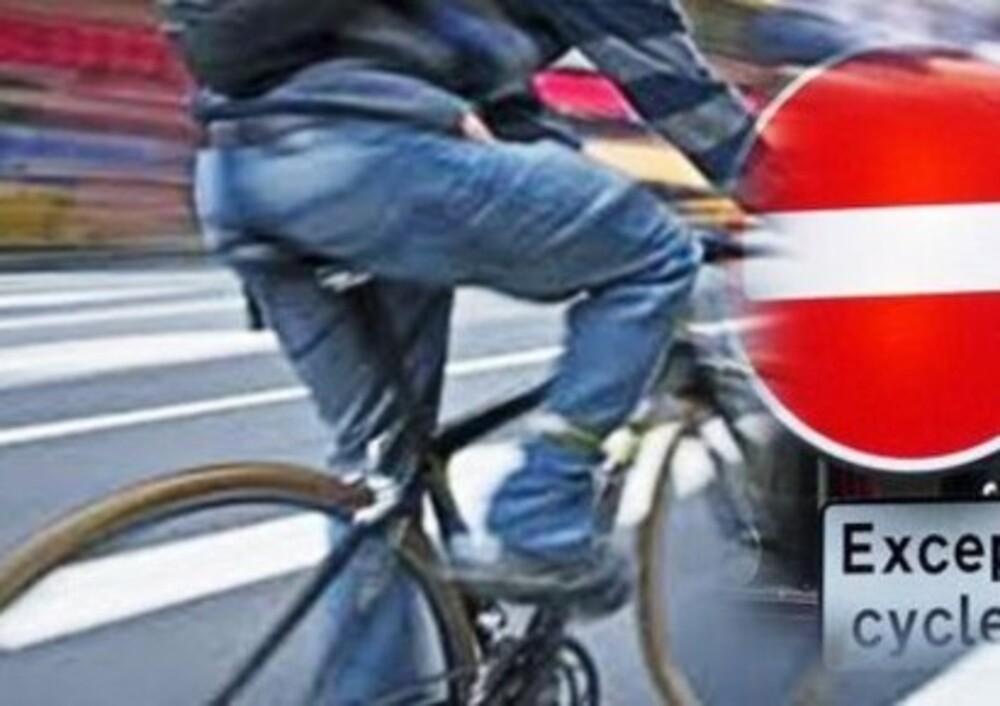 Codice della Strada: presto le bici in contromano