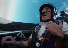 MotoGP. Le acrobazie di Márquez... in volo!