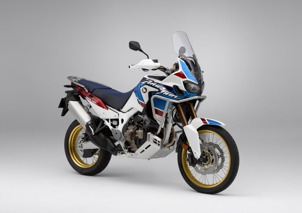 Honda Africa Twin Adventure Spots